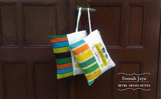tas pouch blacu seminar kit lurik batik unik murah cantik