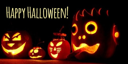 Happy Halloween Best Quotes, Messages And Wishes 2017 | Halloween ...