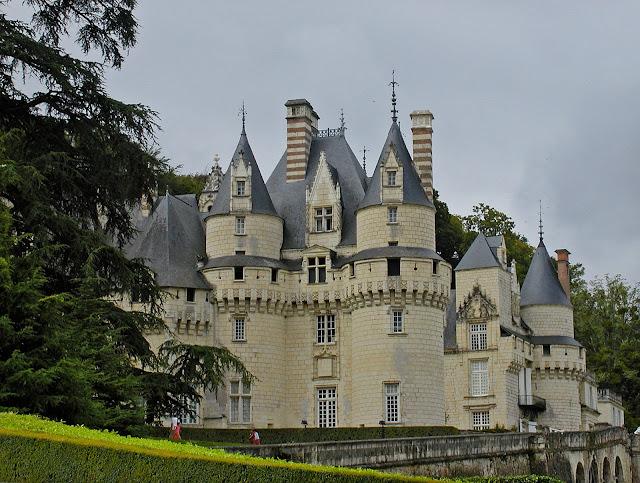 Zamek w Ussé