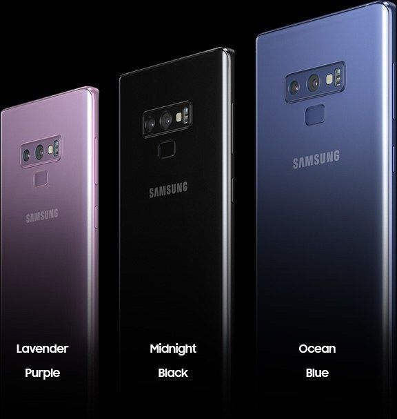 Galaxy Note 9 recognized as the best phone in Latin America