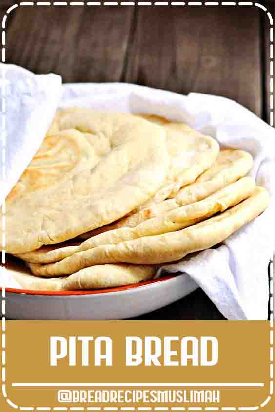 If you've wondered how to make homemade pita bread, this is it! Follow this easy pita bread recipe and you'll have toasty warm, perfectly puffed pitas to stuff with your favorite sandwich ingredients, dip into hummus or roll into a gyro or shawarma. #pitabread #homemadepitabread #pitabreadrecipe #easypitabread #mediterraneanfood #tzatziki #Bread #Recipes #homemade
