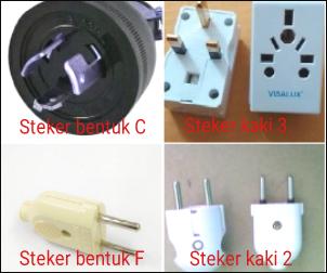 fungsi steker pada instalasi listrik