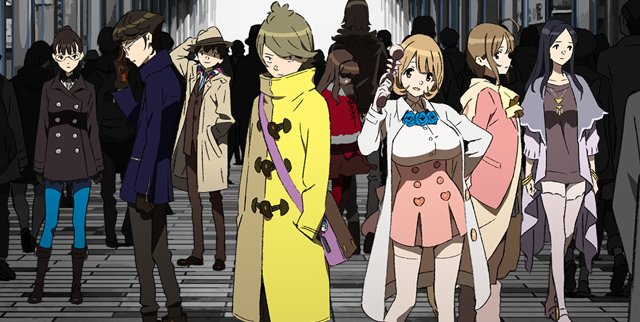 Occultic;Nine - First Impression