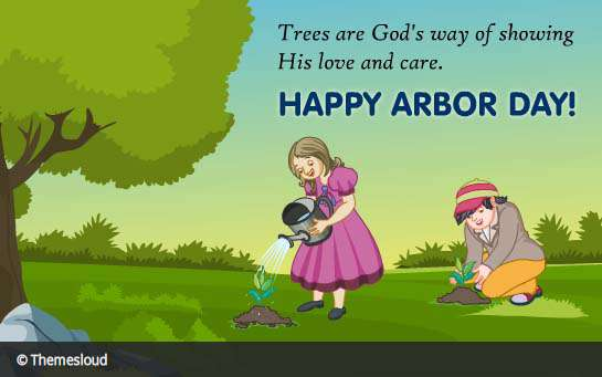 National Arbor Day Wishes Photos