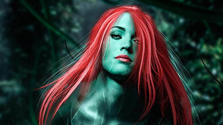 Megan Fox como Poison Ivy