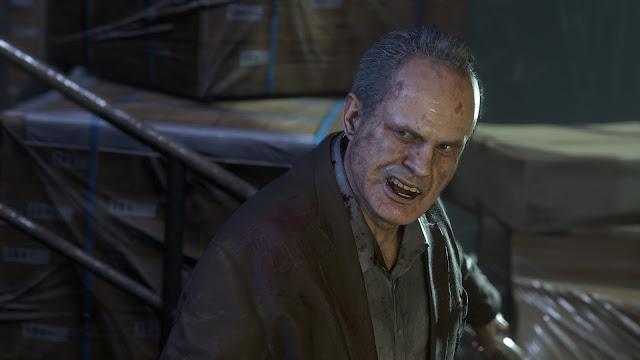 Resident Evil 3 - Dario Rosso