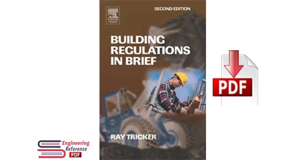 Building Regulations in Brief Second edition by Ray Tricker