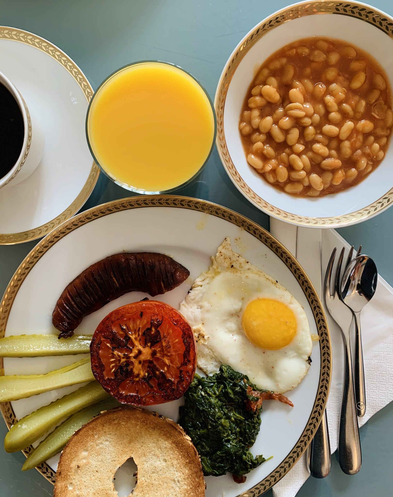 Śniadania świata – Anglia
