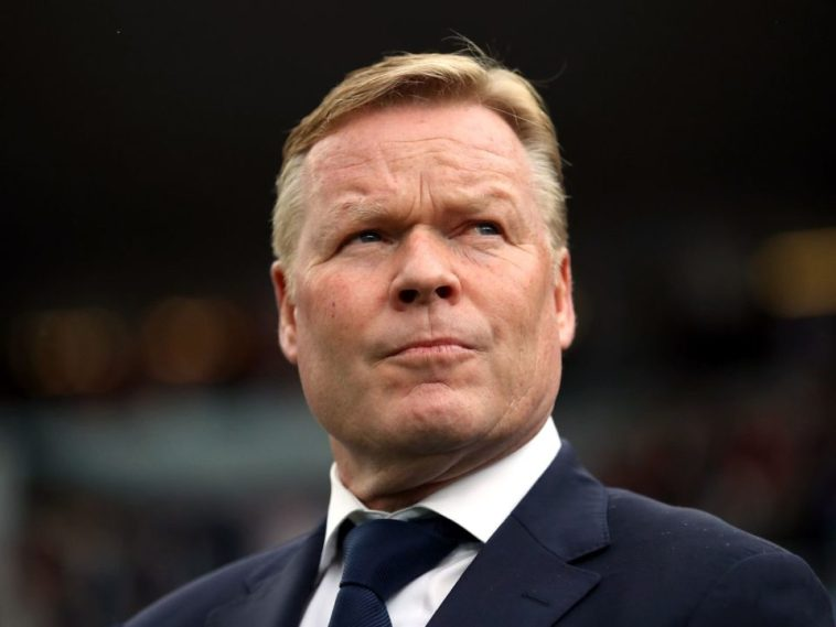 Koeman's Barça Future Further Questioned After Levante Draw