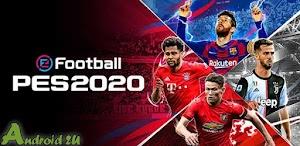 تحميل لعبة PES 2020  للأندرويد بأحدث الإنتقالات