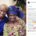 Angelique Kidjo shares rare photo of her mom on Mother's Day