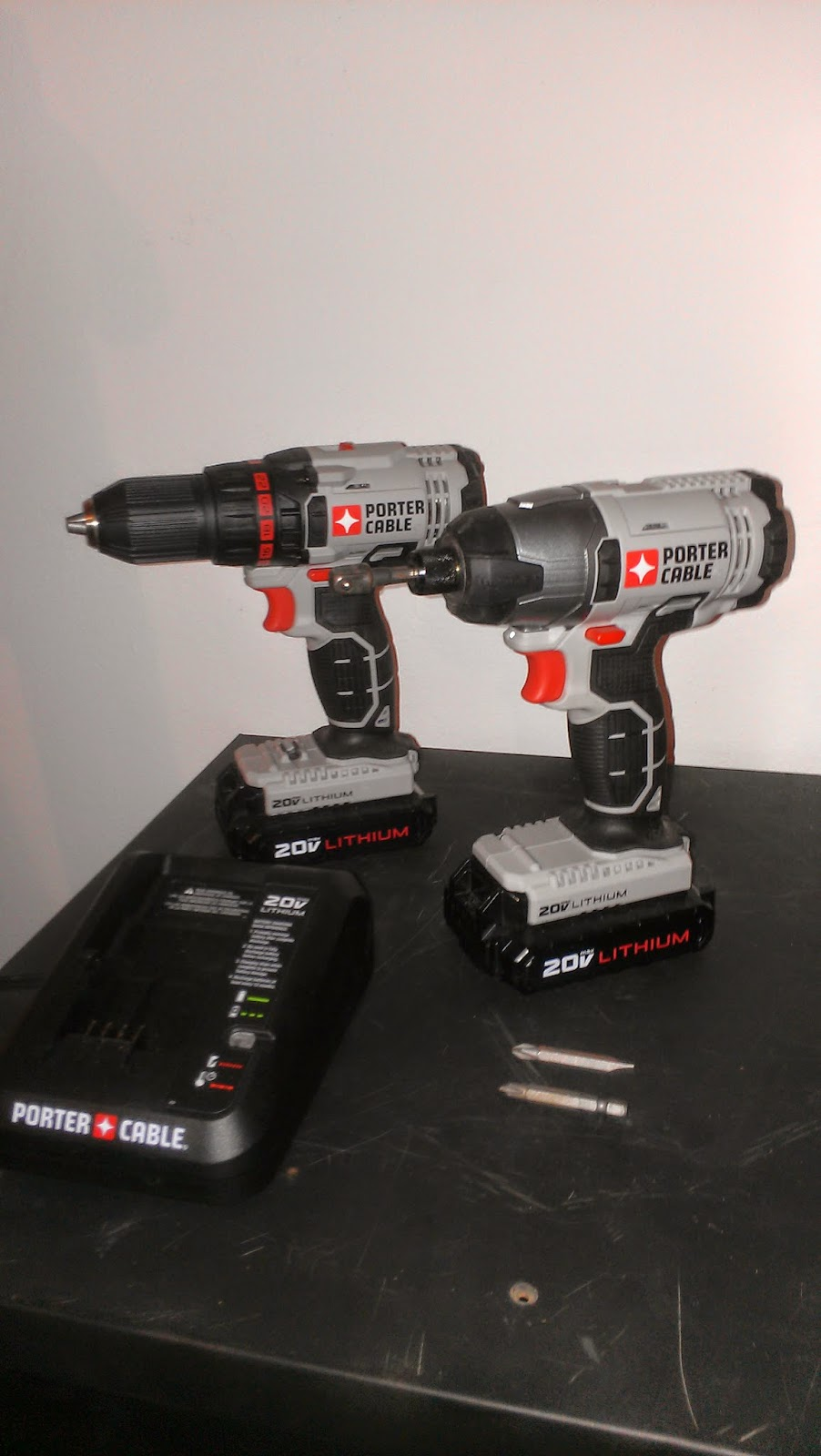 Porter cable 20v impact drill review lithium ion