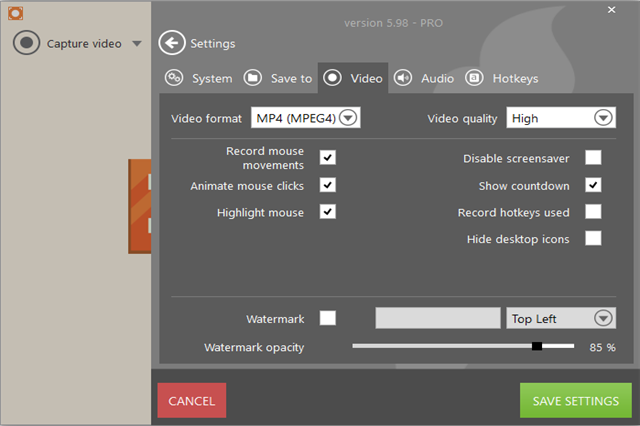 تحميل برنامج Icecream Screen Recorder لتصوير شاشة الحاسوب بالصوت والفيديو والتقاط الصور.