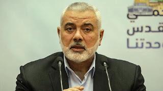 يدين سكان غزة إدراج زعيم حماس في قائمة الإرهاب الأمريكية
