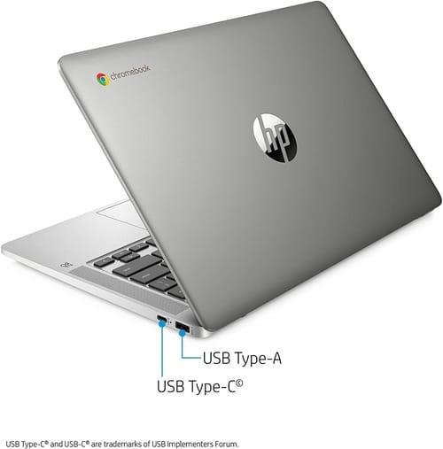 Review 2020 Flagship HP 9FY38UA 14 Chromebook Laptop