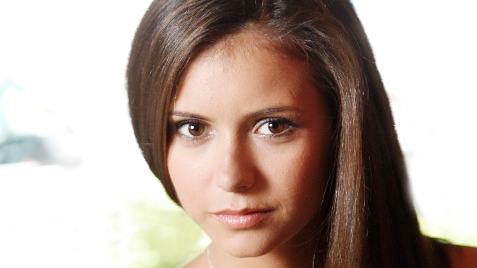 Nina Dobrev The Vampire Diaries Actress Hd Wallpaper  Hd -1355