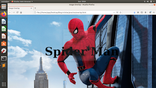 imageoverlay in css