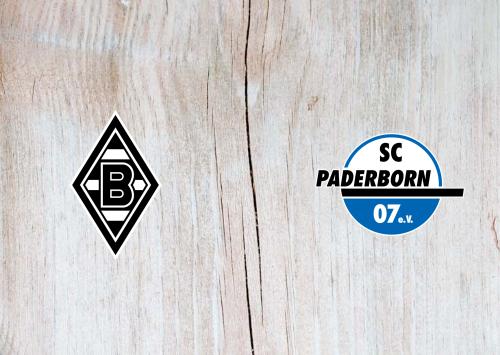 Borussia M.gladbach vs Paderborn -Highlights 18 December 2019