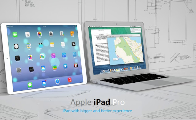 iPad Pro Release date 2014, Specs and Price rumors