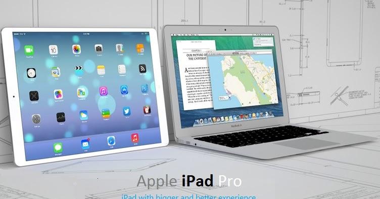 iPad Pro Release date 2014, Specs and Price rumors