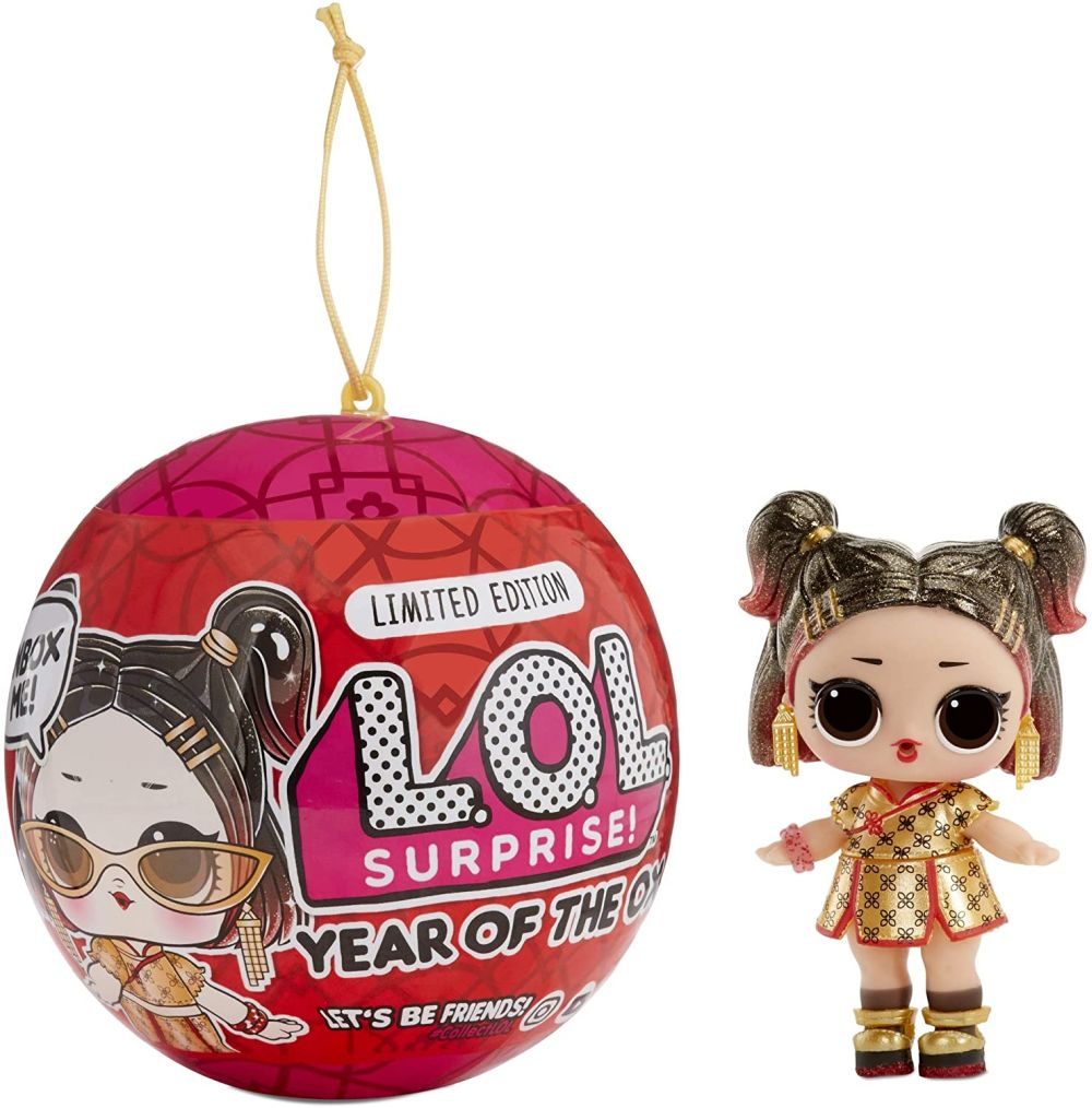 L.O.L. Surprise Year of The Ox Doll or Pet
