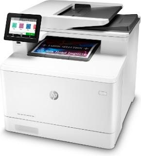 Laserprinter HP