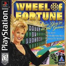 Wheel Of Fortune  - PS1 - ISOs Download