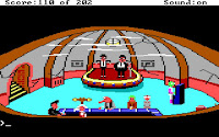Videojuego Space Quest I The Sarien Encounter