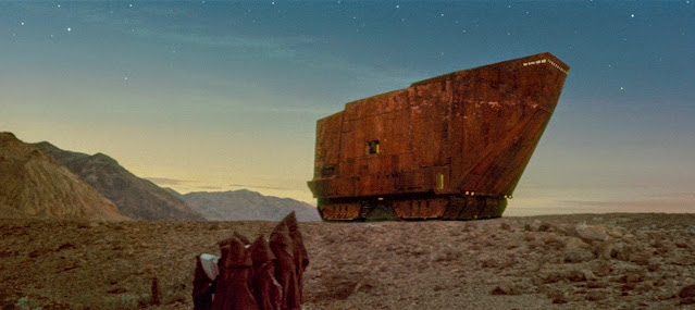 Sandcrawler, Star Wars