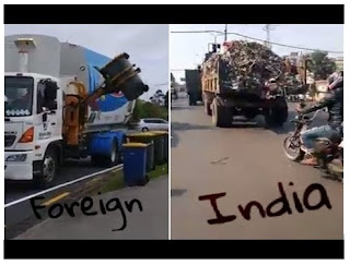 Funny Comparison Between Indian Vs Foreigner, india vs other countries, comparison of india with other developed countries