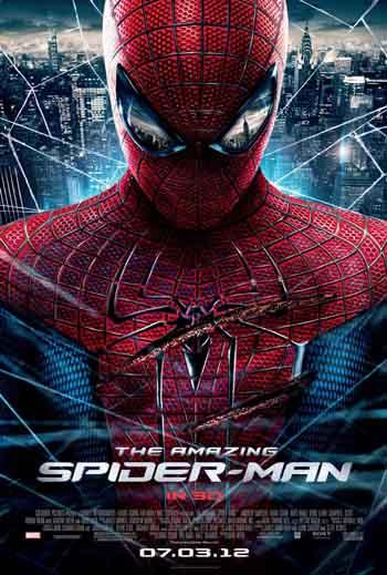 The Amazing Spider Man 2012 480p 400MB BRRip Dual Audio