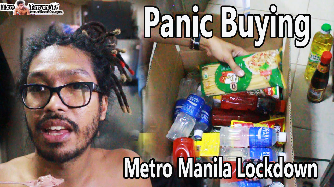 youtube creators for change philippines,vlog,vlogger,philippines,pinoy youtube,youtube philippines,jonathan orbuda,i love tansyong tv,i love tansyong,blog,blogger,panic buying philippines,food hoarding,panic buying of groceries,haul video,haul vlog,haul philippines