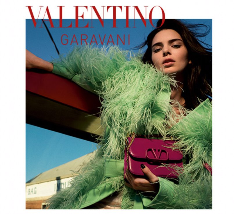 Valentino Resort 2020 Accessories Campaign