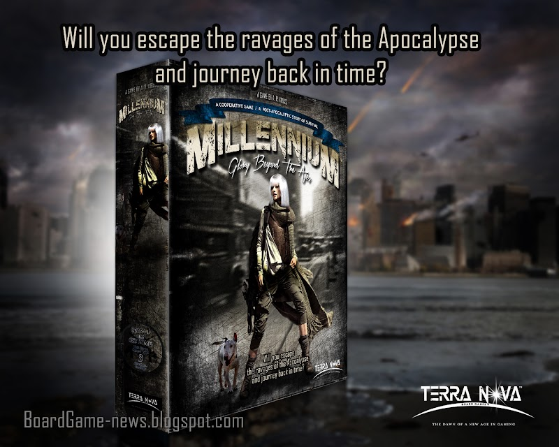 New 2019 Millennium Game Box - The Time-Travel Edition