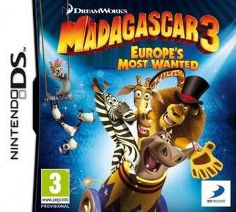 Rom Madagascar 3 3DS