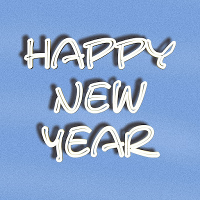 happy new year timeline photos