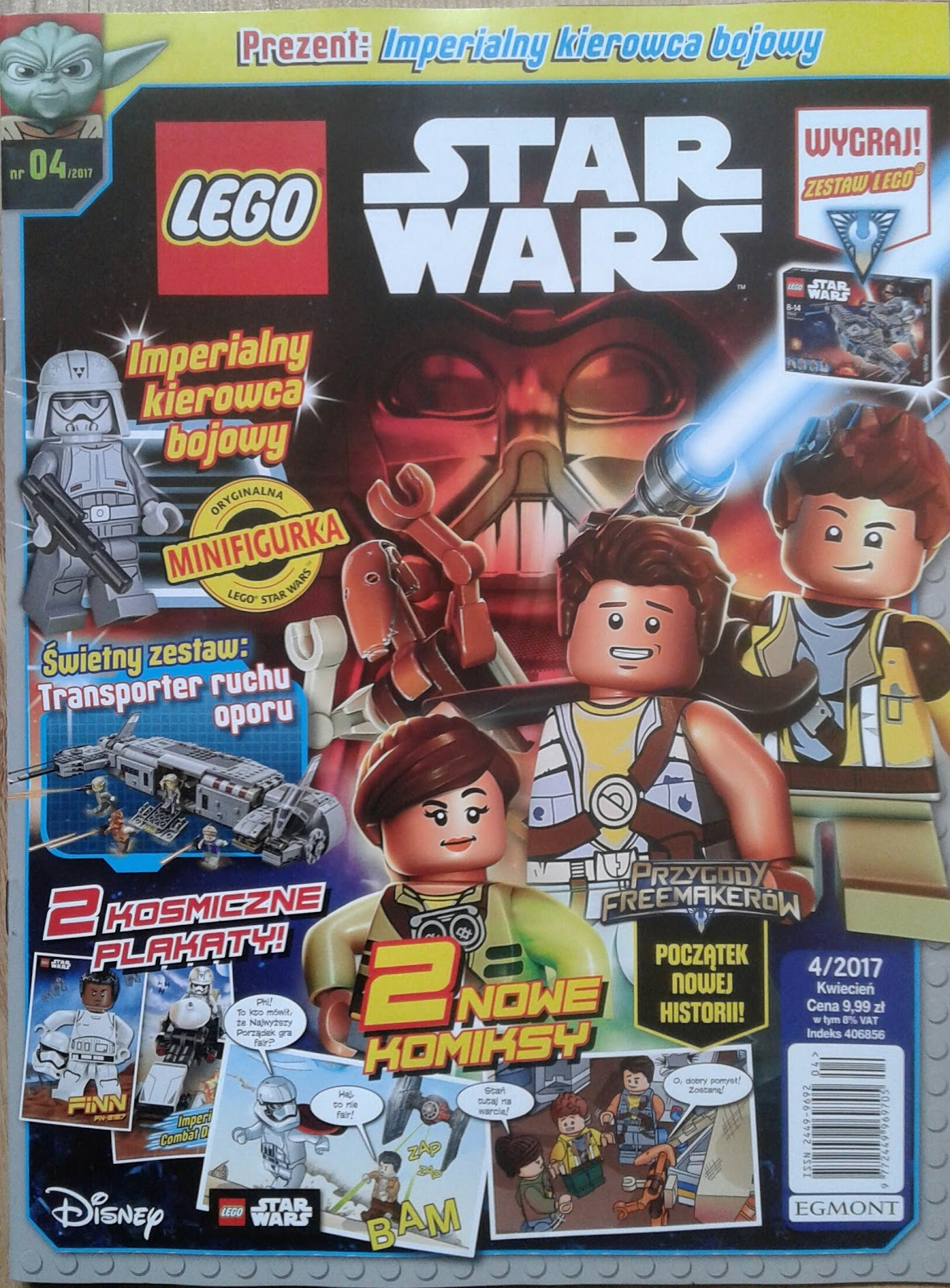 Magazyn Lego Star Wars 42017 Już W Kioskach świat Star Wars