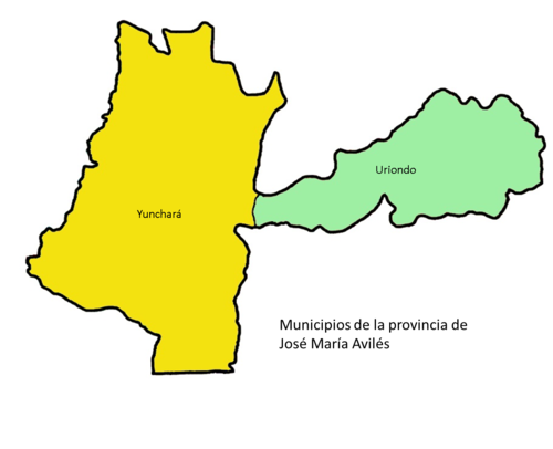 Provincia José María Avilés (Tarija, Bolivia)