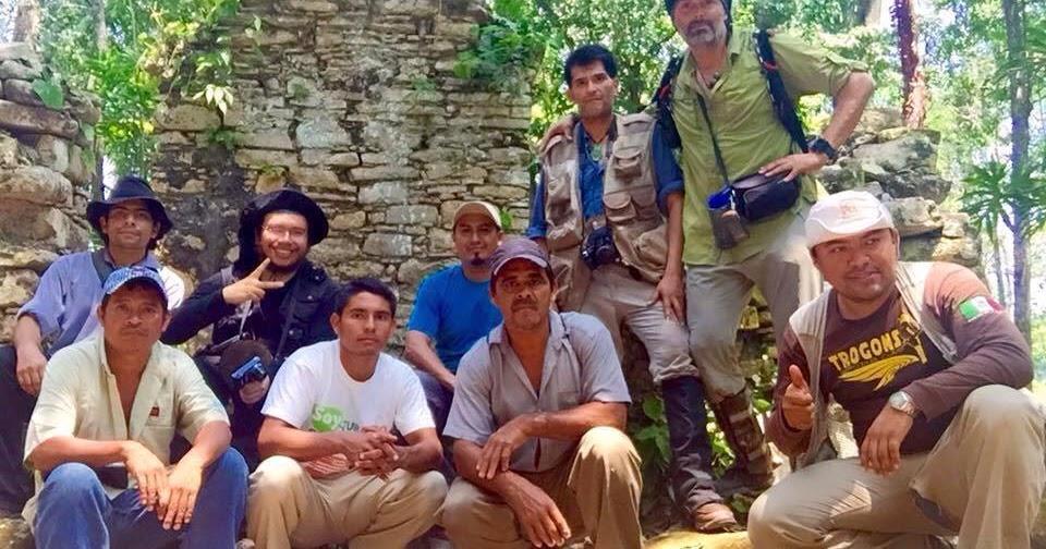 raices  exploraciones mayas  eduardo gonzalez arce Los Mayas Referencias Bibliograficas
