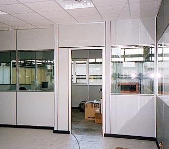 tipos de paredes para oficina ideas para decorar