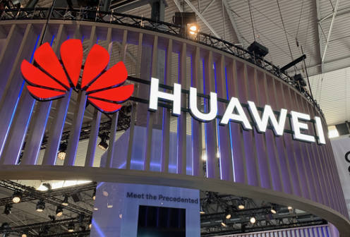 Huawei's Q1 revenue drops 16.5% year-on-year