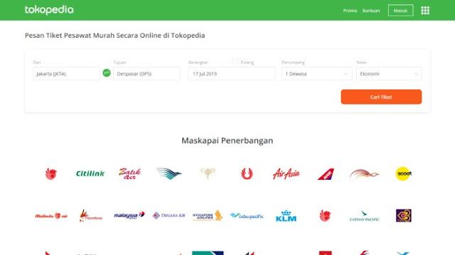 10 Aplikasi Pesan Tiket Pesawat Terbaik Secara Online
