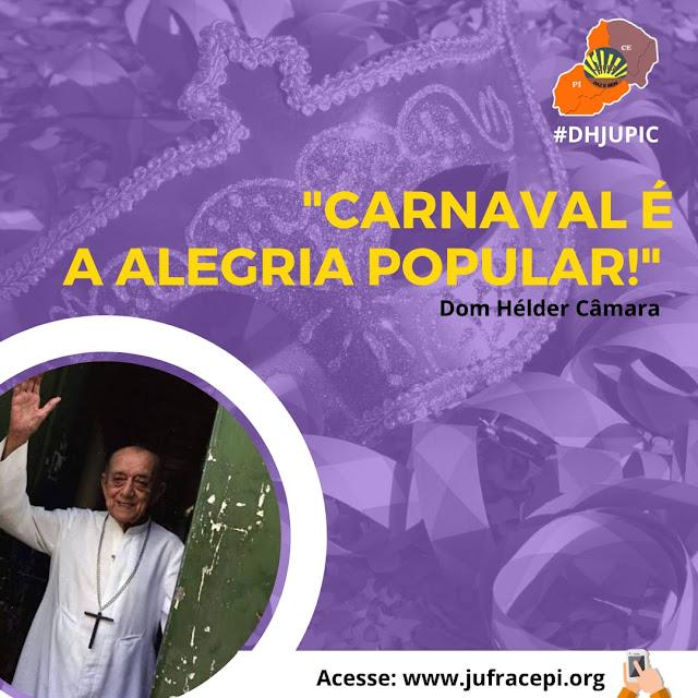 CARNAVAL É A ALEGRIA POPULAR!