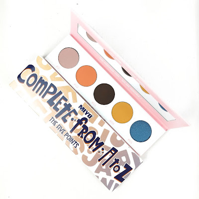 Paleta 23 - COMPLETE FROM A TO Z MIYO MAKEUP