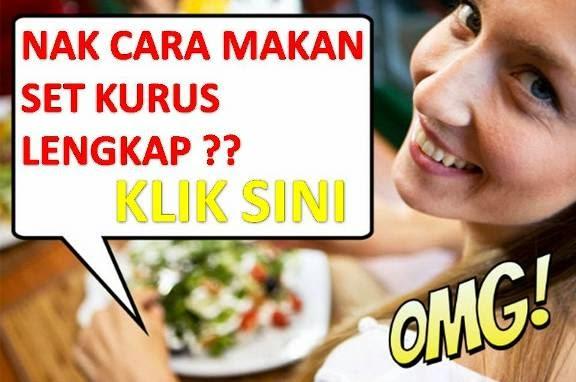 cara makan lecithin set kurus shaklee