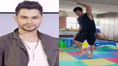 Kunal Khemu is losing his mind in lockdown Dance video viral