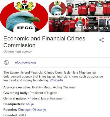 Latest update - EFCC Recruitment 2018/2018 - Application Portal www.efcc.gov.ng