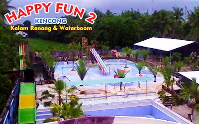 Waterboom happy fun park 2 kencong