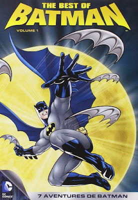 The Best Of Batman 2012 DVD R1 NTSC Latino
