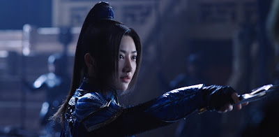 Tian Jing in The Great Wall (16)